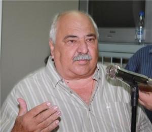O EX-PREFEITO, AGORA SECRETÁRIO DE AGRICULTURA